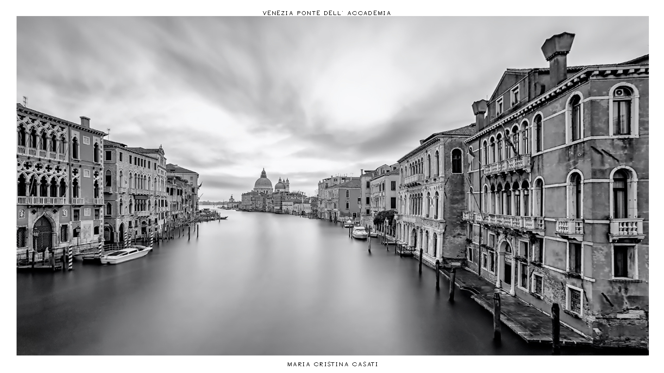 Venezia - Ponte Dell'Accademia