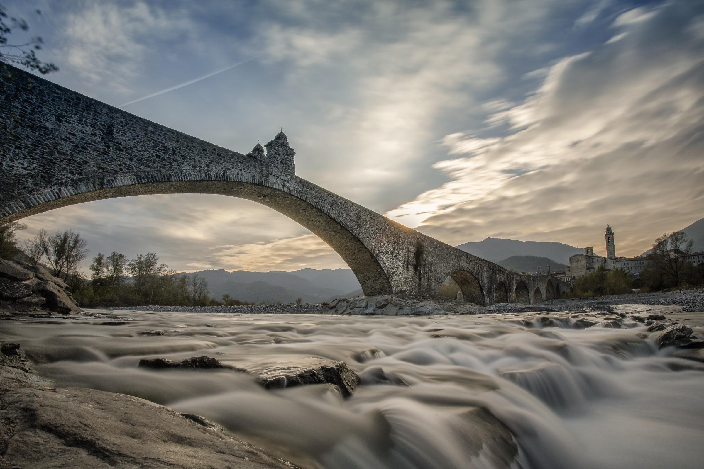 Ponte Di Bobbio